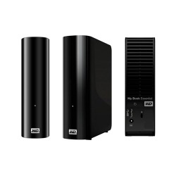 WD My Book Personal Storage 4TB USB 3.0