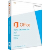 Microsoft Office Home and Business 2013 FPP